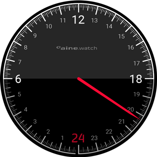 Evening Watchface